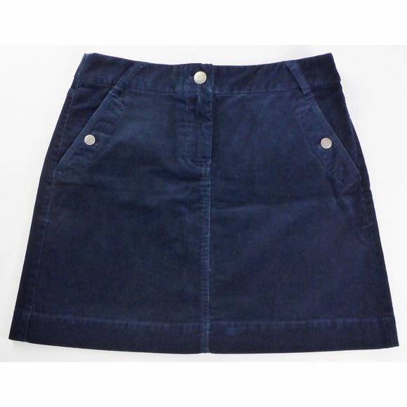 J. Crew Dresses & Skirts - J Crew Stretch Vintage Corduroy Skirt sz 4
